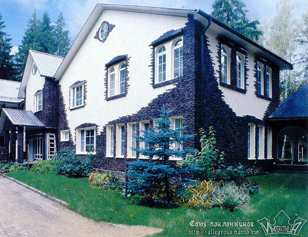 дом ирины аллегровой фото в италии