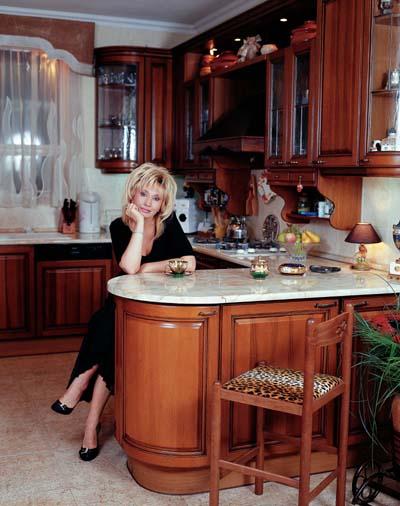 Ирина аллегрова фото дома